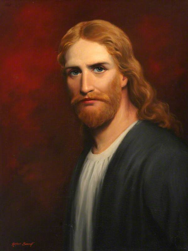 Beecroft, Herbert, 1864-1951; Christ